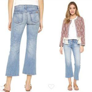 Joes Jeans The Olivia cropped flare size 26